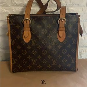 LV Poppincort Shoulder Bag
